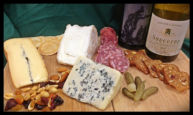 french theme board & rustic french cheese board u2013 Bottle Kingu0027s Vineyard Market