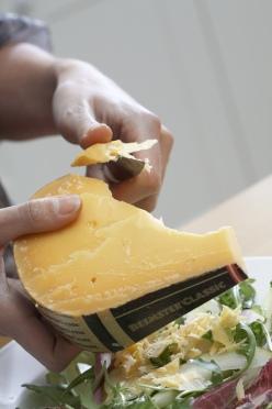 Koken met kaas